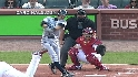 Ichiro&#039;s leadoff blast