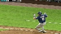 Treanor&#039;s two-run triple