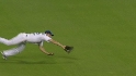 Podsednik's great grab
