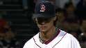 Buchholz strikes out eight