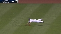 Denorfia's diving catch