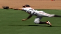 Patterson&#039;s diving grab