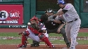 Blanco&#039;s RBI single