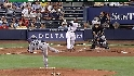 Heyward&#039;s solo homer