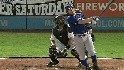 Kinsler&#039;s two-run double