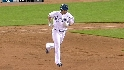 Podsednik's three-run shot