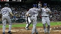 Smoak&#039;s two-run double