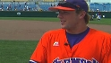 Parker on College World Series