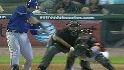 Smoak&#039;s RBI single