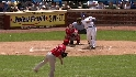 Soto&#039;s solo shot