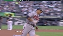 Prado goes yard