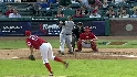 Alvarez's RBI single