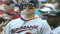 Morneau&#039;s two hits