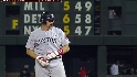 Varitek's two-run double