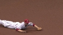 Reynolds&#039; diving stop