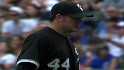 Peavy's dominant start