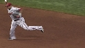 Abreu's tough play