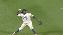 Reyes' diving play