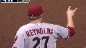Reynolds saves a run