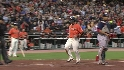 Giants score two on hit, error