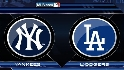 Recap: NYY 2, LAD 1