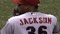 Hinch on Jackson's no-hitter