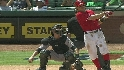 Kinsler's three-run blast