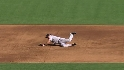 Youkilis&#039; nice catch