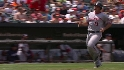 Willingham's RBI triple