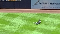 Ichiro&#039;s nice catch