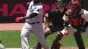 Ortiz&#039;s solo blast