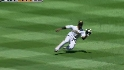 McCutchen's great catch