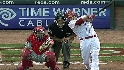 Hernandez&#039;s two-run double