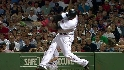 Ortiz's three-run dinger