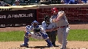 Rolen&#039;s RBI triple
