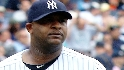 Sabathia notches 10th win