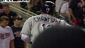 Longoria&#039;s game-tying double