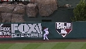 Hunter&#039;s inning-ending grab