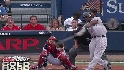 Hanley&#039;s solo shot