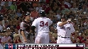 Youkilis&#039; two-run shot