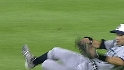 Ichiro&#039;s sliding catch