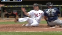 Morneau&#039;s RBI double