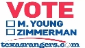 Vote M. Young, Zimmerman