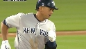 A-Rod's second homer