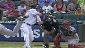 Hamilton&#039;s RBI single