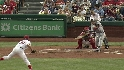 Prado&#039;s second homer