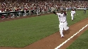 Howard's walk-off homer