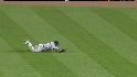 Byrd&#039;s diving catch