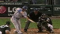 DeJesus' RBI double