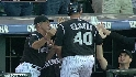 Eldred's two-run homer